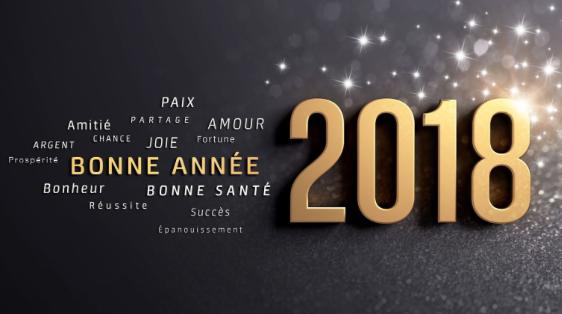 Image result for bonne année 2018
